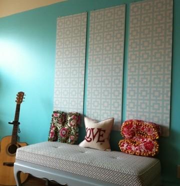 light hearted decor