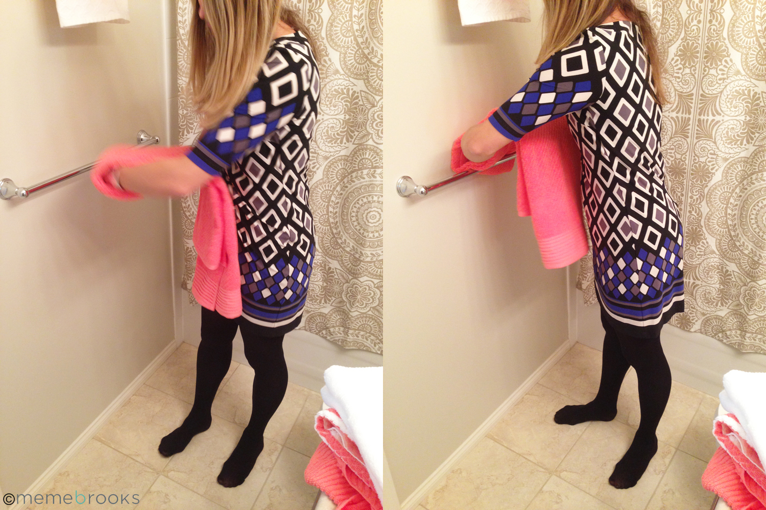 How to fold your bathroom towels like a hotel meme - How to decorate my bathroom ...