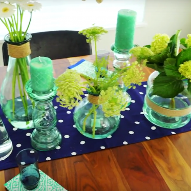 How to Decorate home for spring