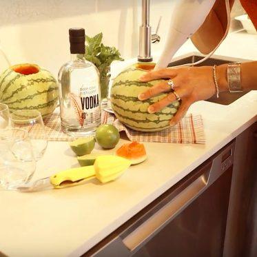 watermelon cocktail by meme brooks
